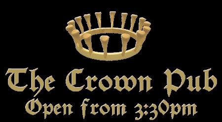 The Crown Pub logo